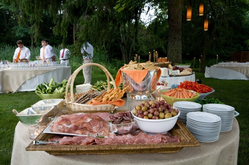 f9 - Hamptons Catering Event