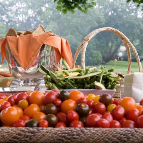 f4 - Hamptons Catering Farmers Market Crudite Platter