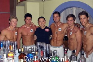 sexy-bartenders-staffing new york miami hamptons