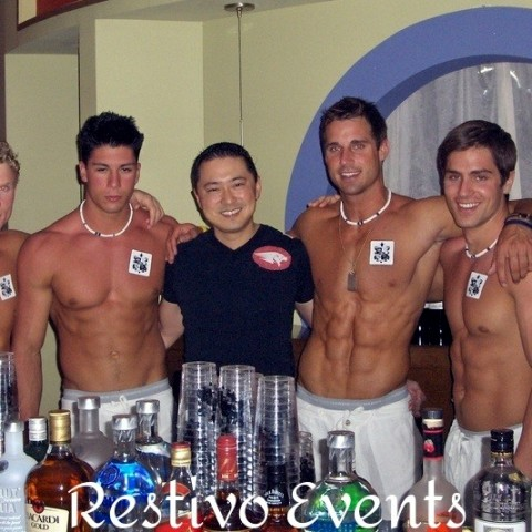 S13 - Sexy Bartenders Staffing - Miami South Beach Event