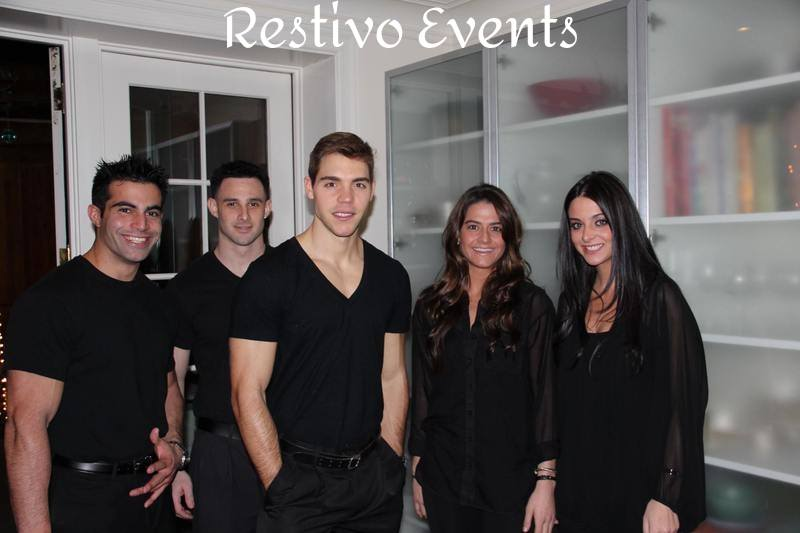 S18 - Restivo Events New York Black Is the New Black Event
