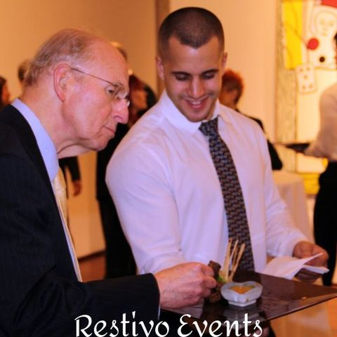 SC7 - Manhattan Art Gallery Catering Event