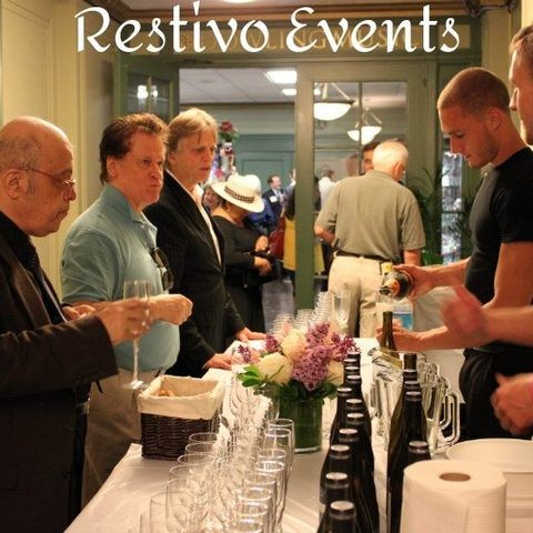 SC9 - Restivo Events at Steinway Hall Store Opening for Dowling Music