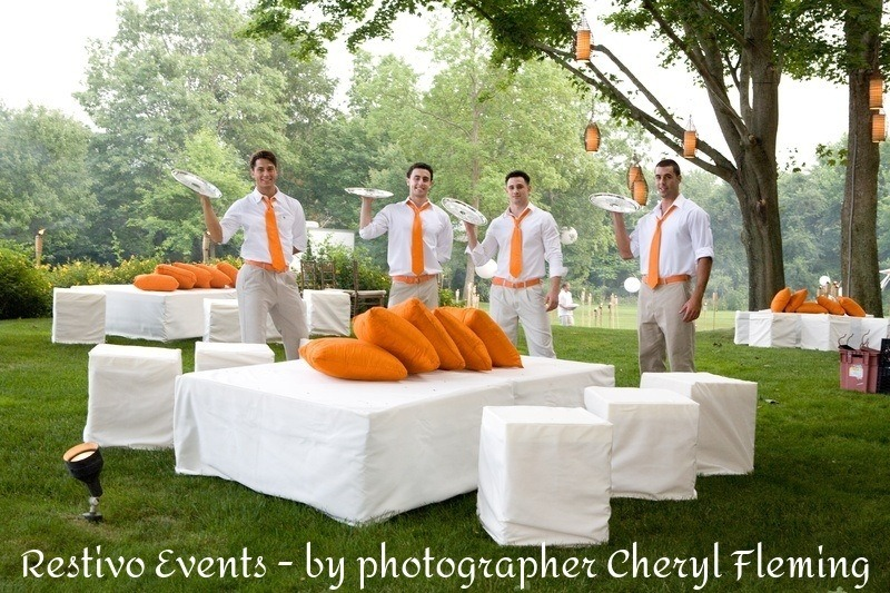 T2 - Restivo Events Hamptons Elegant Chic Theme